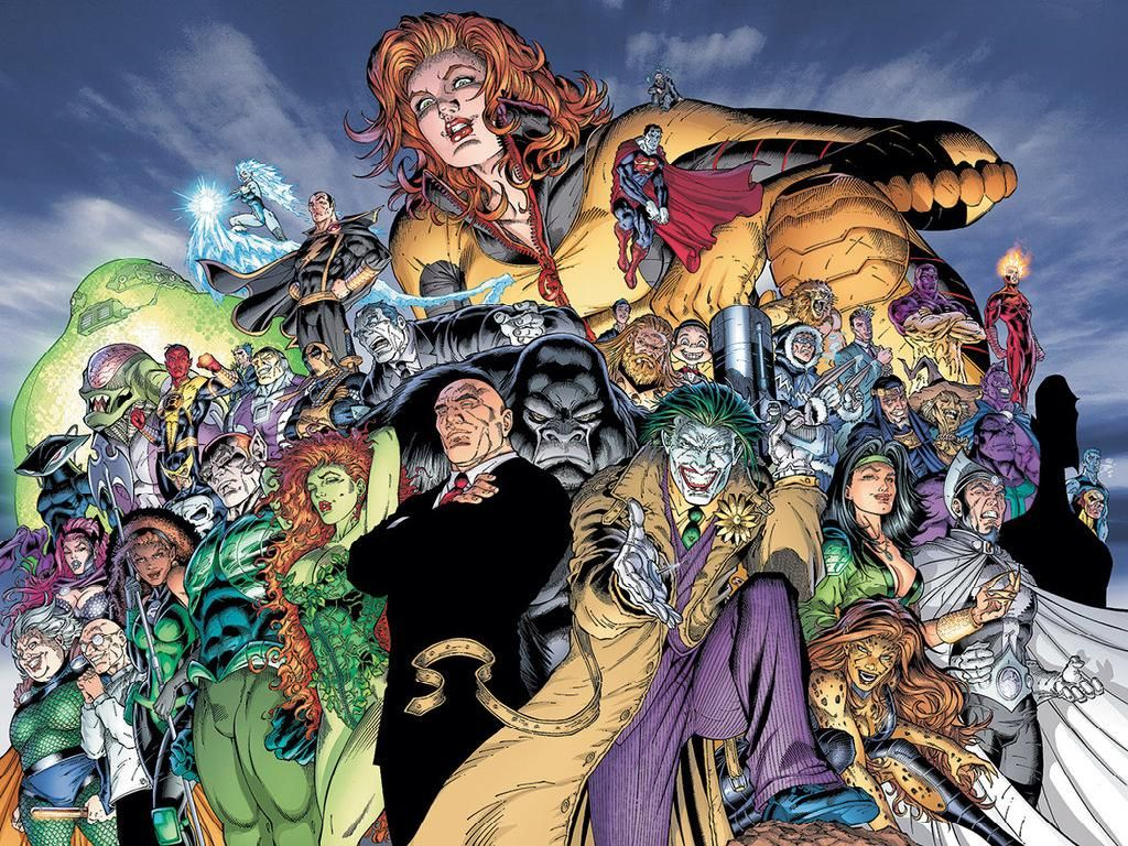 Injustice League (DC Comics)