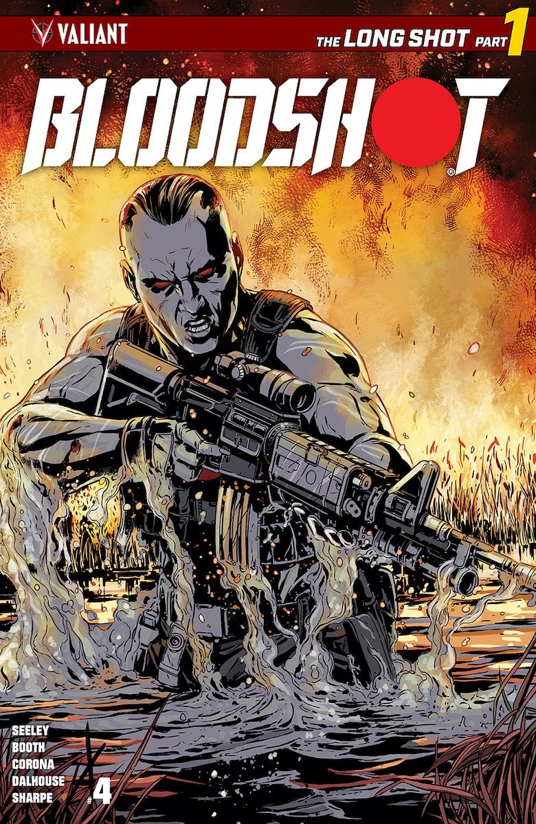 Bloodshot #4