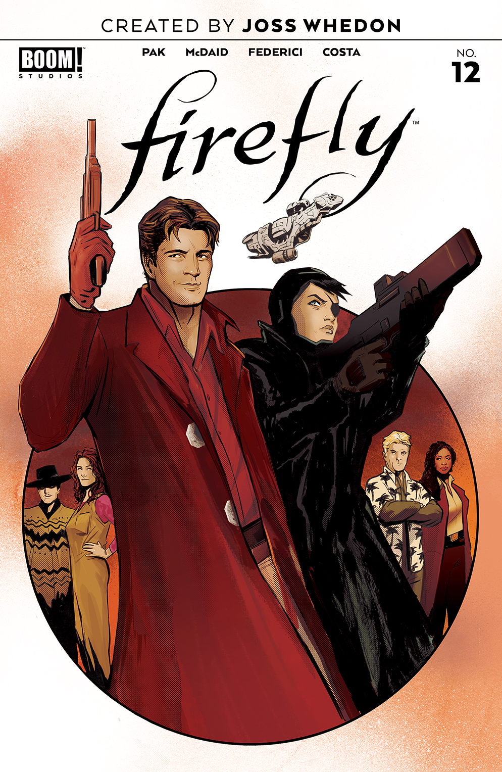 Firefly #12 (BOOM! Studios) - Preview
