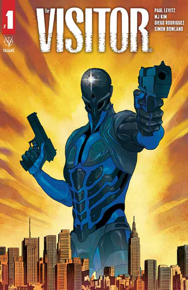 THE VISITOR #1 (@ValiantComics) - Preview