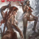 Vampirella/Red Sonja #4 (@DynamiteComics) – Preview