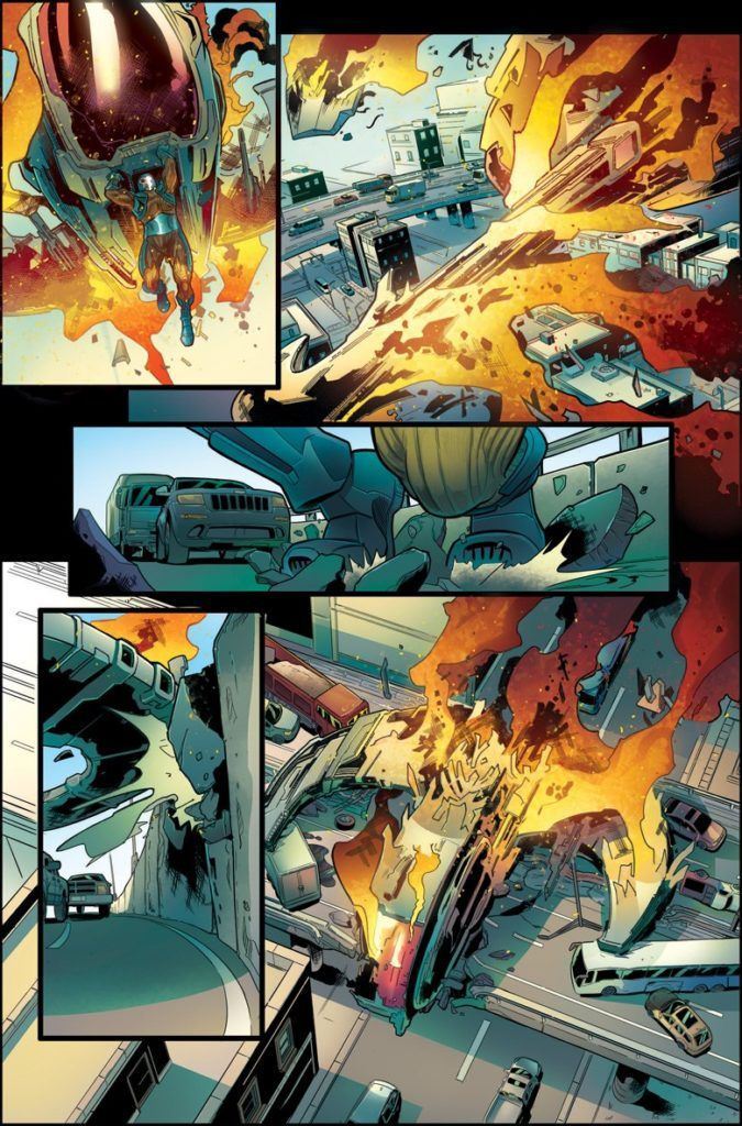 X-O MANOWAR: An Epic New Series Launches This March!