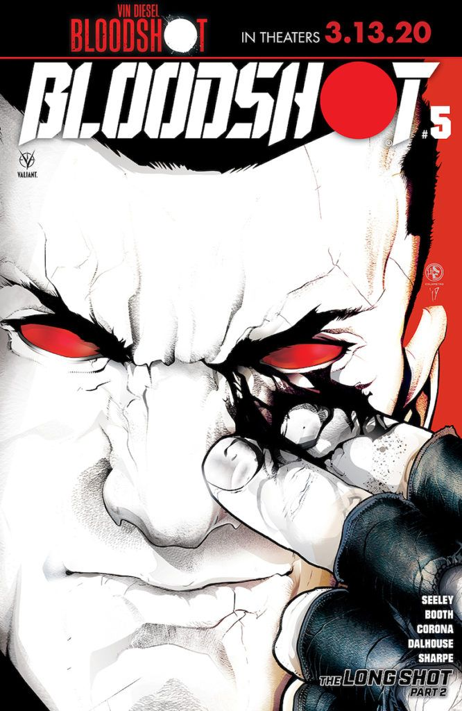 Bloodshot #5