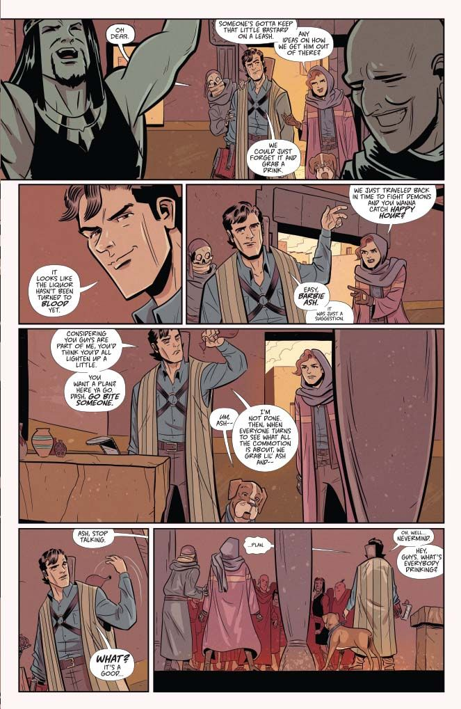 Death to The Army of Darkness #3