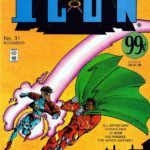 Icon #31 (Milestone) – Comic Covers