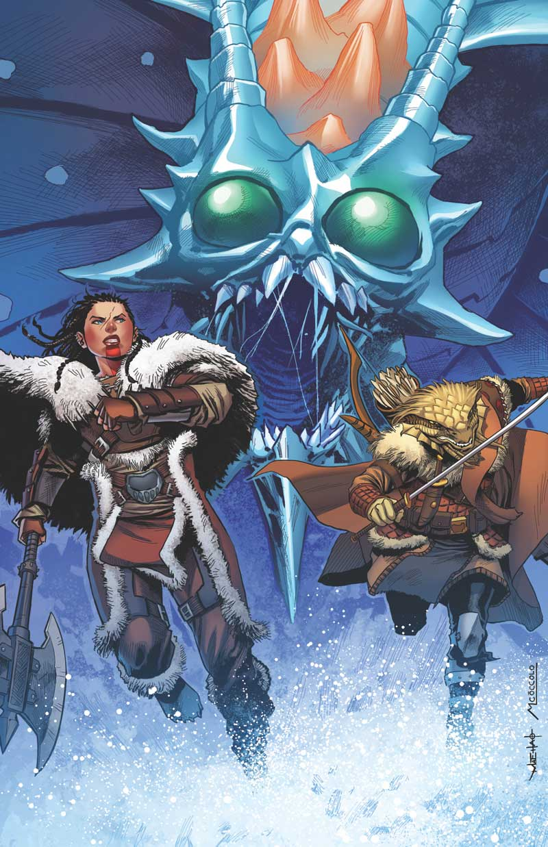 Perilous New Quest with Dungeons & Dragons