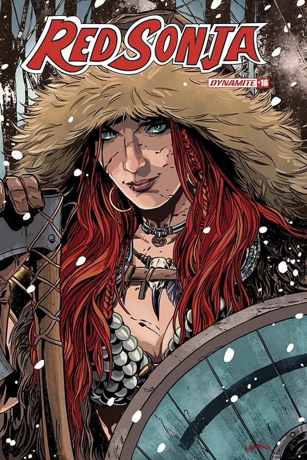 Red Sonja (Vol. 5) #16
