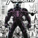 Secret Avengers #23 -(Marvel) – Comic Covers