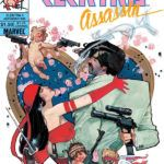Elektra Assassin #4 (Marvel) – Comic Covers