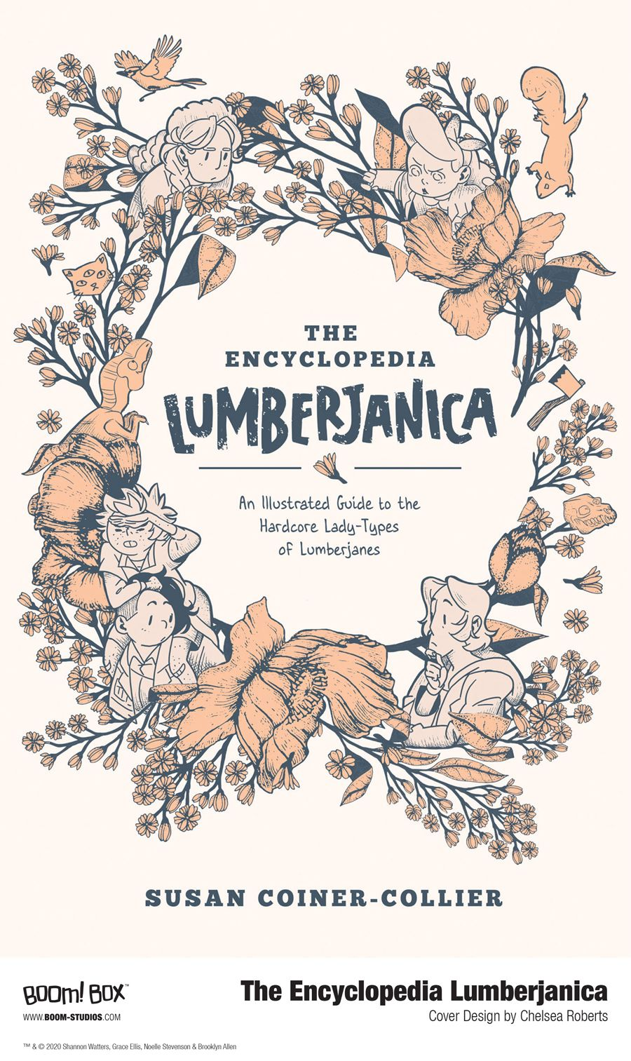 THE ENCYCLOPEDIA LUMBERJANICA