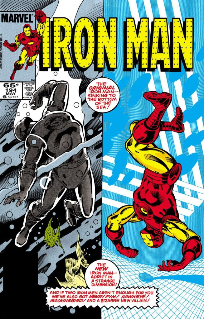 Iron Man #194 (Marvel)