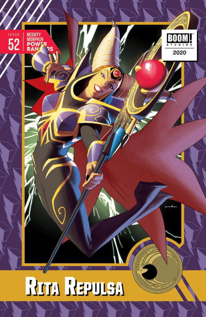 Mighty Morphin Power Rangers #52 (Preview) - BOOM! Studios