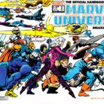 The Official Handbook of the Marvel Universe #2 – Beast To Clea (@Marvel)