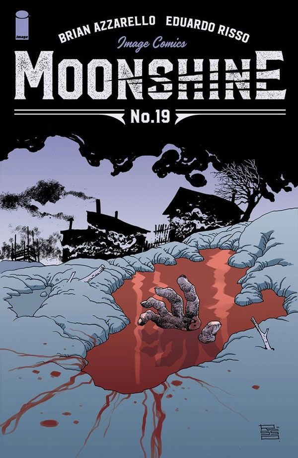 Moonshine #19 (Image Comics) - New Comics