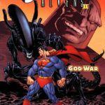 Superman Aliens 2: God War #1 2002 (Dark Horse/DC Comics)
