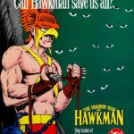 1985 – The Shadow War of Hawkman House Ad (DC Comics)