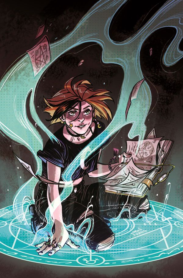 BUFFY THE VAMPIRE SLAYER: WILLOW #1,