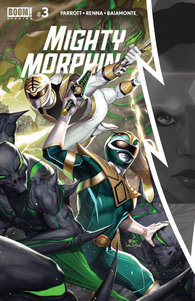 Mighty Morphin #3 (Preview)