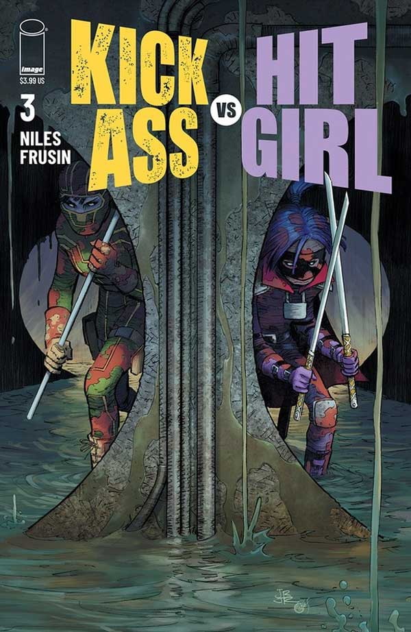 Kick-Ass Vs. Hit-Girl #3 - Image Comics