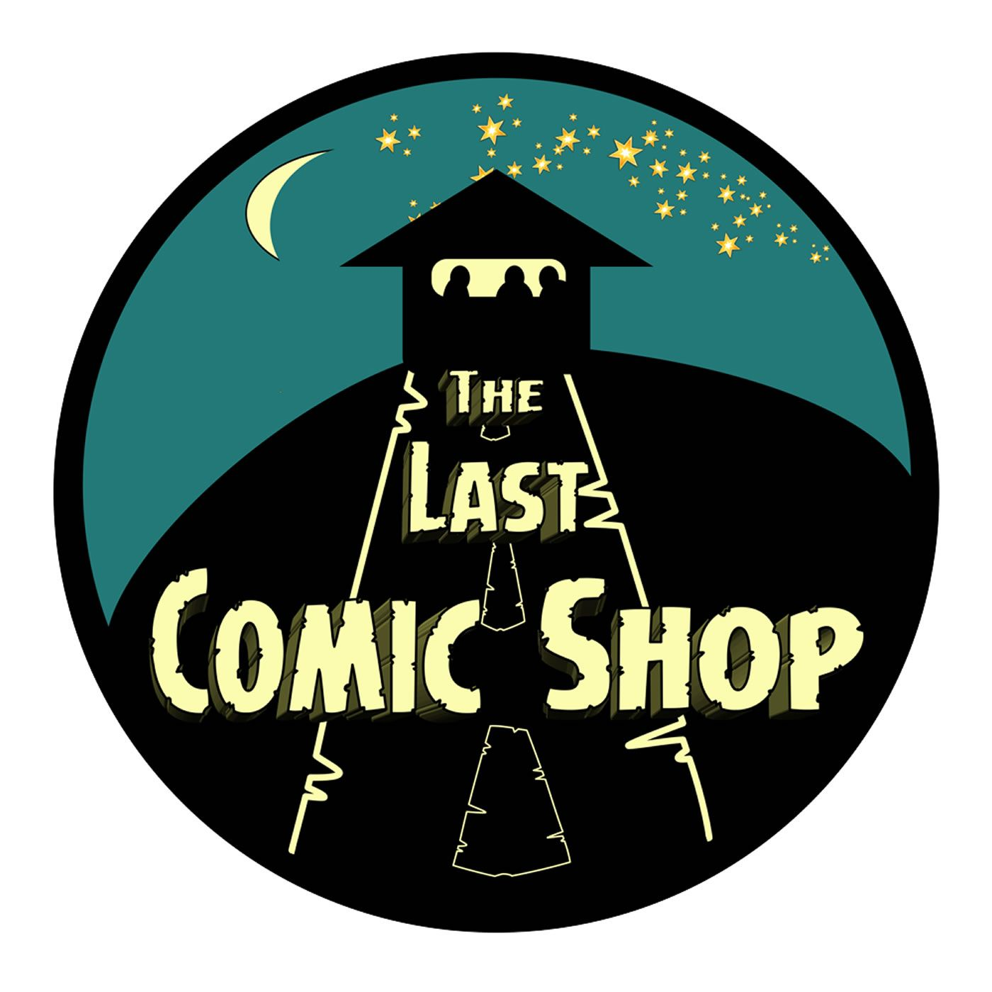 The Last Comic Shop