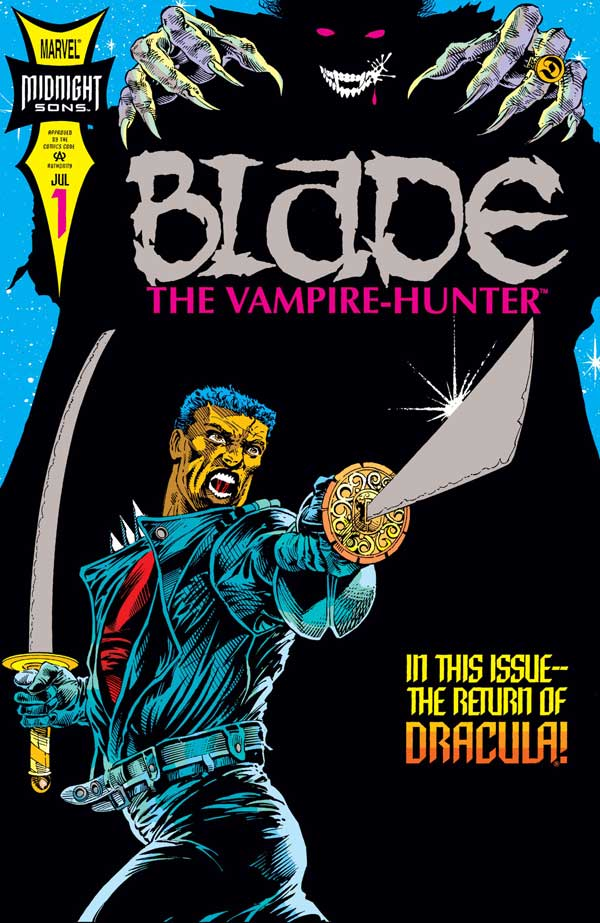 Blade: The Vampire Hunter #1