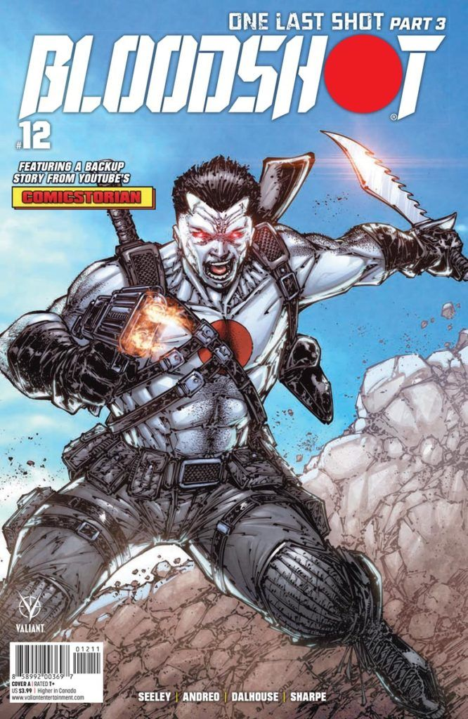 Bloodshot #12