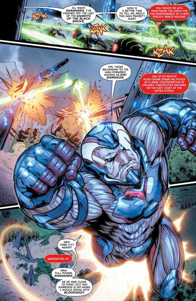 - Bloodshot #12