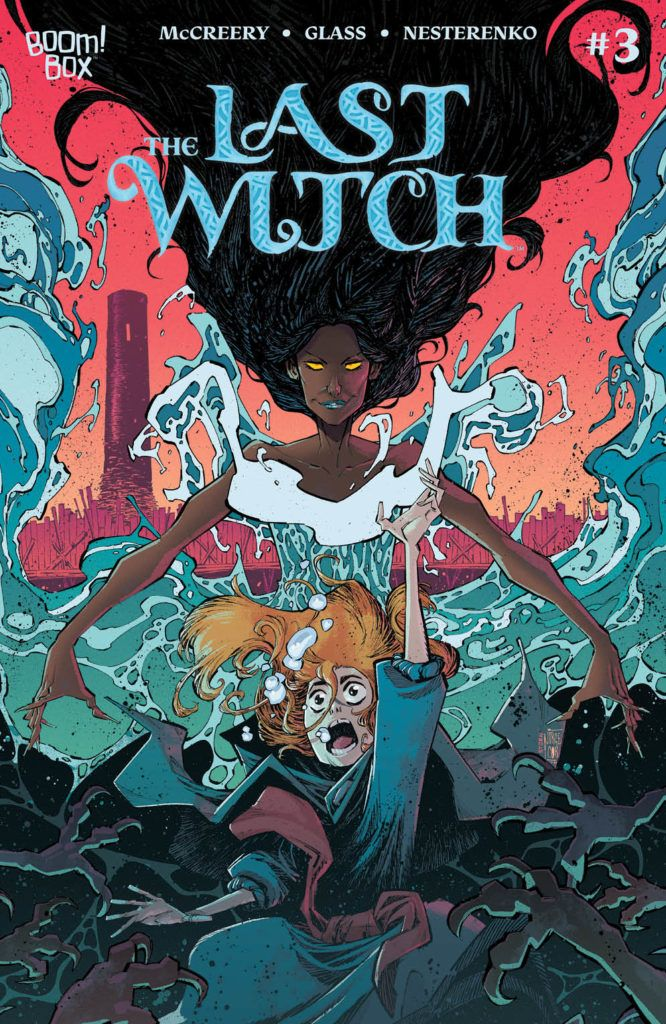 - The Last Witch #3