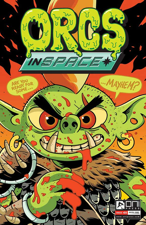 Orcs in Space #4